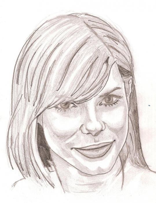 Sandra Bullock by Horace